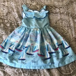 Pippa & Julie Sailboat Dress